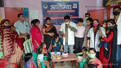 Specially Abled Children Support