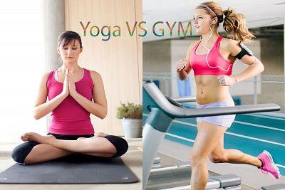 Fitness, Gym And Yoga